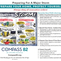 Preparing for a Storm: Prepare Your Home, Protect Yourself